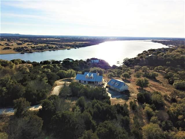 2102 Tree Top Court, Granbury, TX 76049 (MLS #14515166) :: Trinity Premier Properties