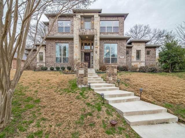 709 Alexander Lane, Rockwall, TX 75087 (MLS #14515181) :: Craig Properties Group