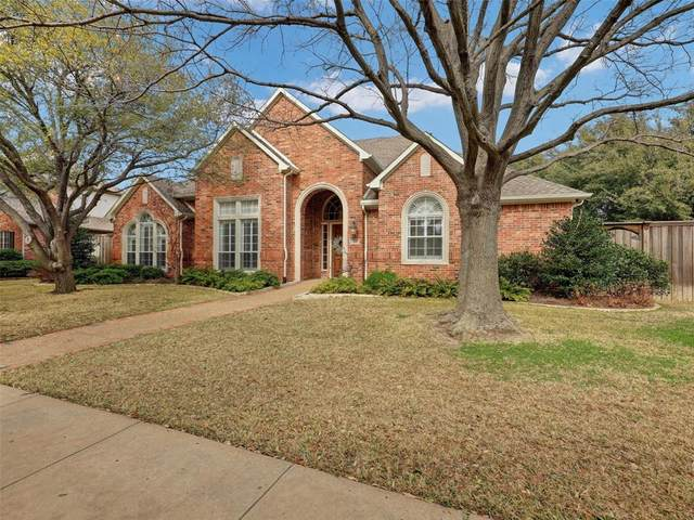 3245 Langley Drive, Plano, TX 75025 (MLS #14515274) :: The Property Guys
