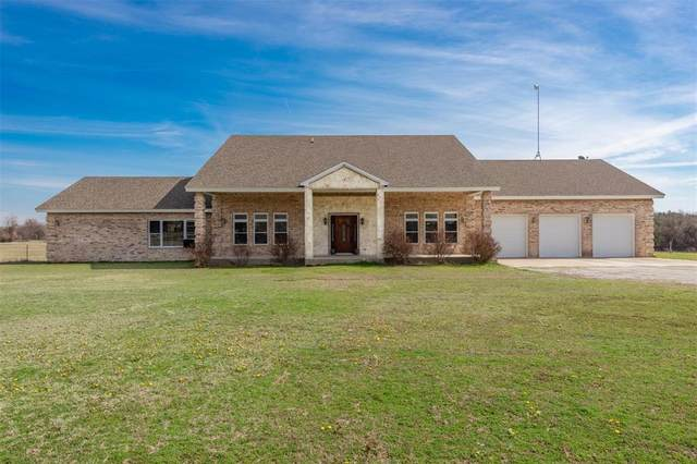 231 Sanchez Creek Drive, Weatherford, TX 76088 (MLS #14515281) :: The Mauelshagen Group