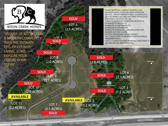 Lot 11 Nicholas Way, Decatur, TX 76234 (MLS #14515295) :: The Mauelshagen Group