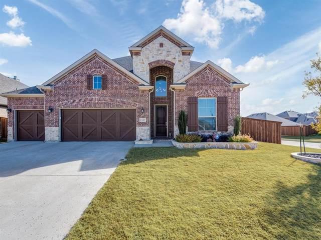 1337 Carlet Drive, Little Elm, TX 75068 (MLS #14515333) :: The Property Guys