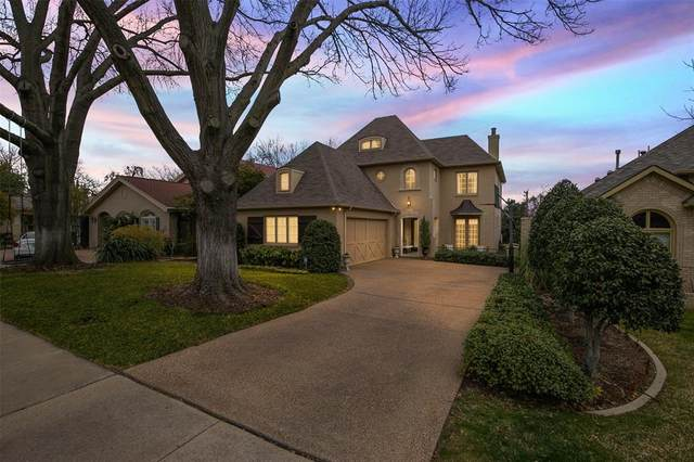 4006 Clarke Avenue, Fort Worth, TX 76107 (#14515355) :: Homes By Lainie Real Estate Group