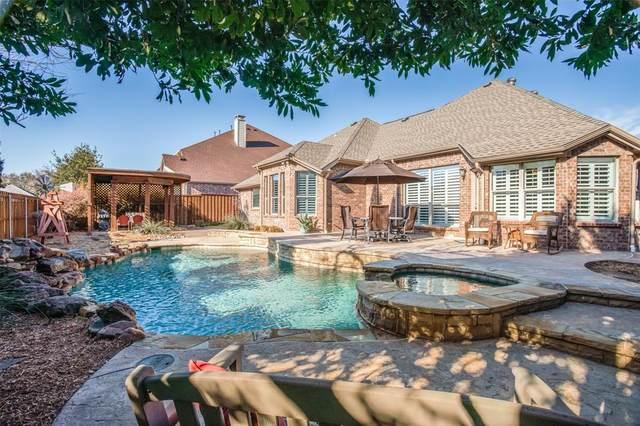 15867 Christopher Lane, Frisco, TX 75035 (MLS #14515436) :: Team Tiller