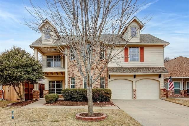 9728 Water Tree Drive, Mckinney, TX 75072 (MLS #14515457) :: Robbins Real Estate Group