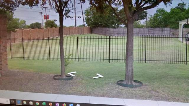 3701 Canongate Circle N, Carrollton, TX 75007 (MLS #14515525) :: The Good Home Team