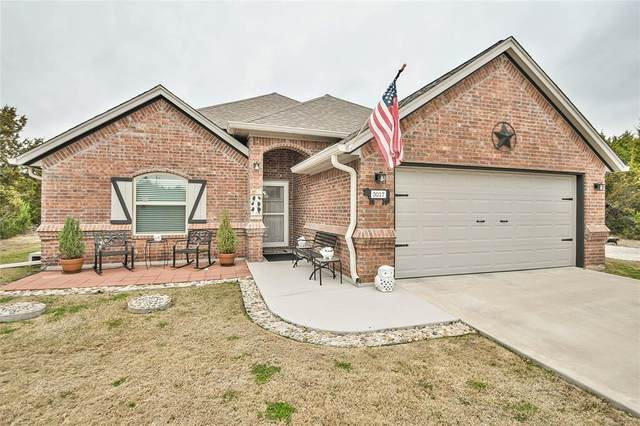 3017 Steepleridge Circle, Granbury, TX 76048 (MLS #14515562) :: The Kimberly Davis Group