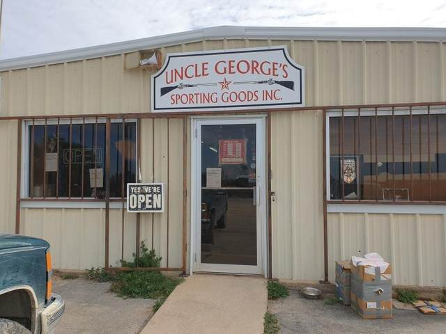 4384 S Highway 144 A, Glen Rose, TX 76043 (MLS #14515572) :: RE/MAX Landmark