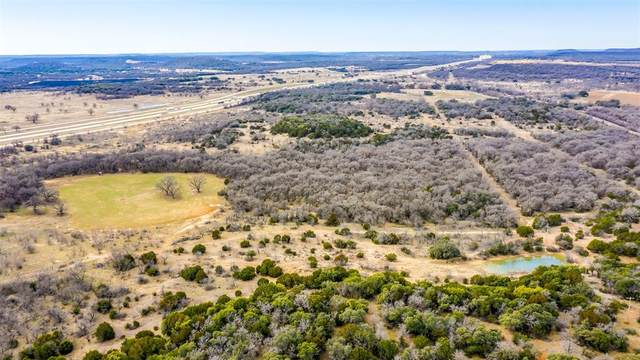 TBD I-20 Frontage Road, Gordon, TX 76453 (MLS #14515587) :: RE/MAX Landmark