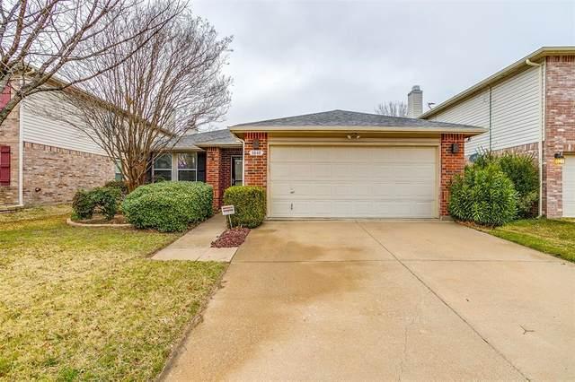 3848 Irish Setter Drive, Fort Worth, TX 76123 (MLS #14515591) :: The Property Guys