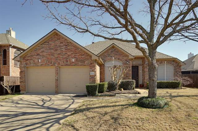 2706 Halsey Drive, Flower Mound, TX 75028 (MLS #14515638) :: The Property Guys