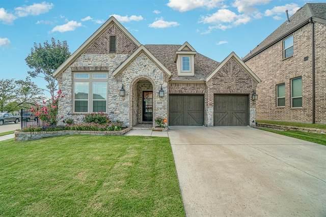 1019 Asbury Drive, Allen, TX 75013 (MLS #14515682) :: The Chad Smith Team