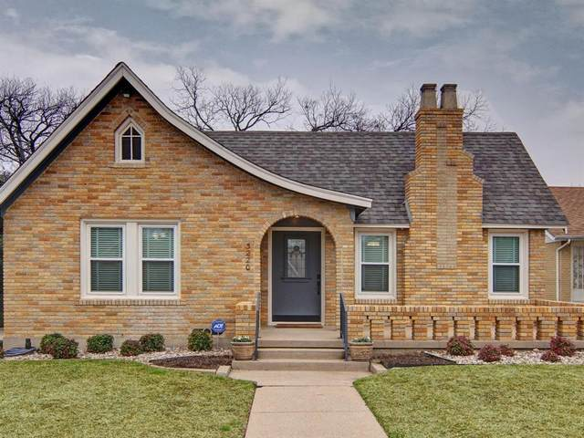 3220 Rogers Avenue, Fort Worth, TX 76109 (MLS #14515770) :: Robbins Real Estate Group