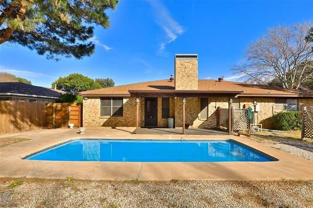 3241 Winterhawk Drive, Abilene, TX 79606 (MLS #14515822) :: Real Estate By Design