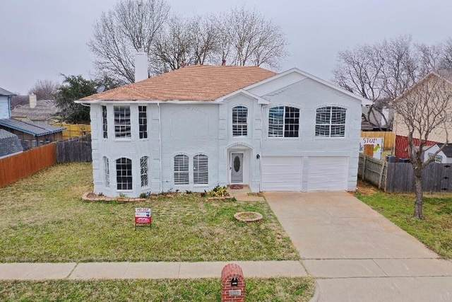 3101 Brookview Drive, Corinth, TX 76210 (MLS #14515839) :: The Kimberly Davis Group