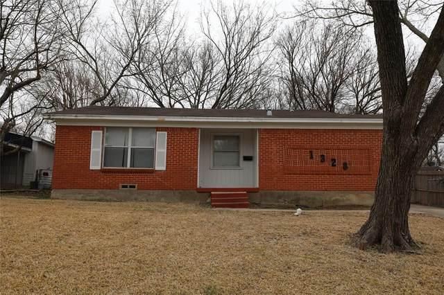 1328 Woodcrest Drive, Mesquite, TX 75149 (MLS #14515842) :: The Kimberly Davis Group