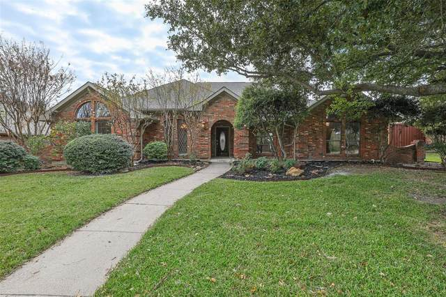 3916 Wyeth Drive, Plano, TX 75023 (MLS #14515850) :: Robbins Real Estate Group