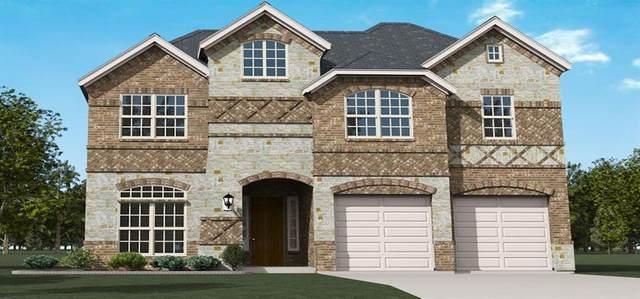 607 Comal, Crandall, TX 75114 (MLS #14515868) :: The Kimberly Davis Group