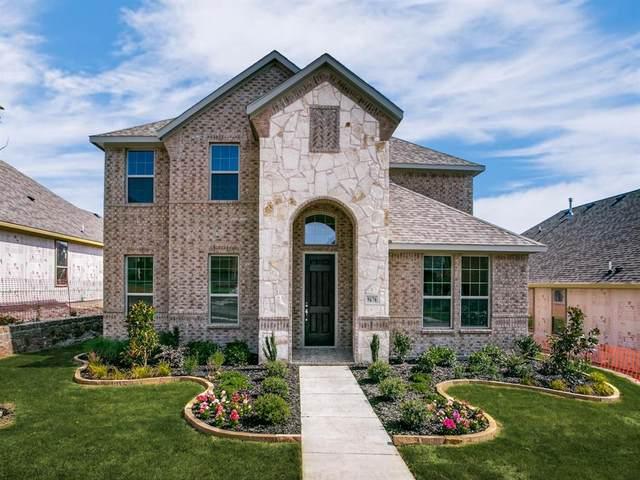 9610 Beckett Drive, Frisco, TX 75035 (MLS #14515896) :: The Kimberly Davis Group