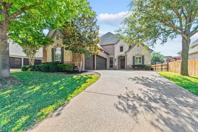 1108 Verona Way, Keller, TX 76248 (MLS #14515929) :: Robbins Real Estate Group