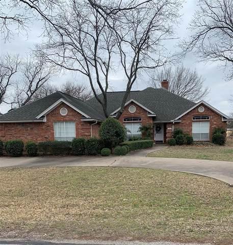 5107 Wedgefield Road, Granbury, TX 76049 (MLS #14515945) :: The Kimberly Davis Group