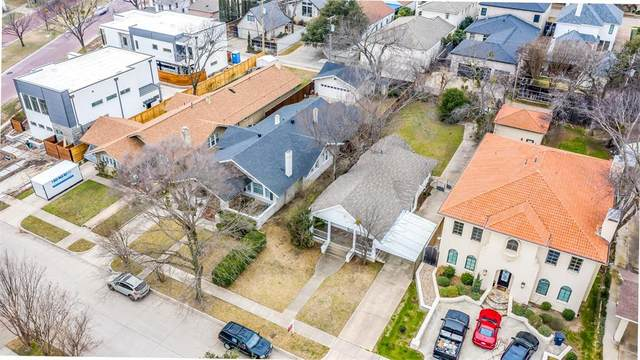 1720 Ashland Avenue, Fort Worth, TX 76107 (MLS #14515969) :: The Kimberly Davis Group
