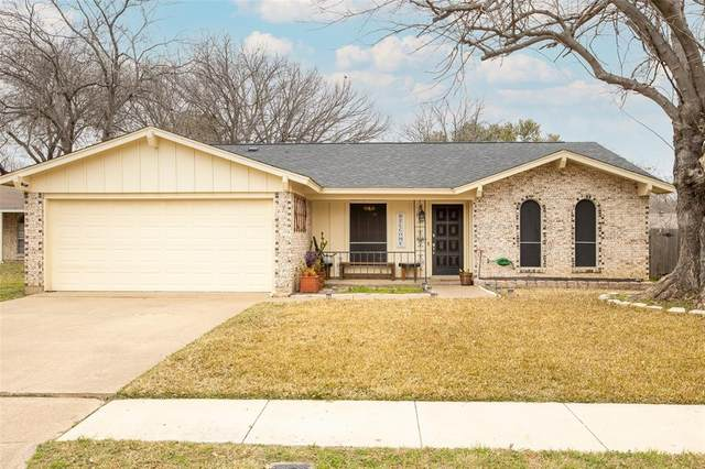 1011 Fairfax Court, Arlington, TX 76015 (MLS #14515987) :: The Tierny Jordan Network