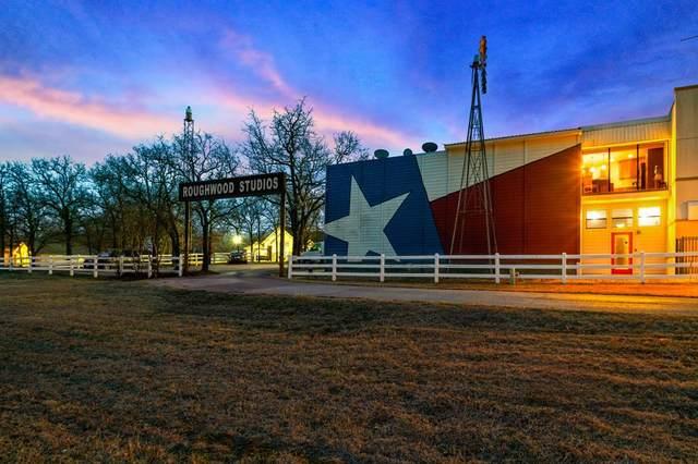 153 Fox Road, Weatherford, TX 76088 (MLS #14516003) :: EXIT Realty Elite
