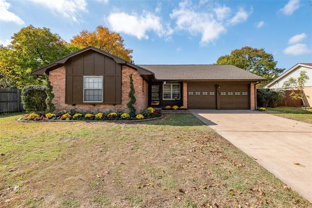 8905 Covey Court, Dallas, TX 75238 (MLS #14516052) :: The Kimberly Davis Group