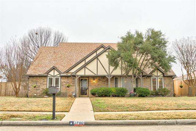 2700 Glen Forest Lane, Plano, TX 75023 (MLS #14516066) :: Robbins Real Estate Group