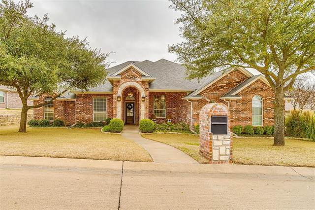 1206 Saddle Trail, Willow Park, TX 76087 (MLS #14516070) :: The Property Guys