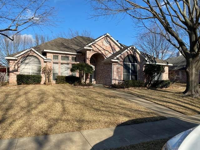 6702 Springmeadow Lane, Rowlett, TX 75089 (MLS #14516082) :: Robbins Real Estate Group