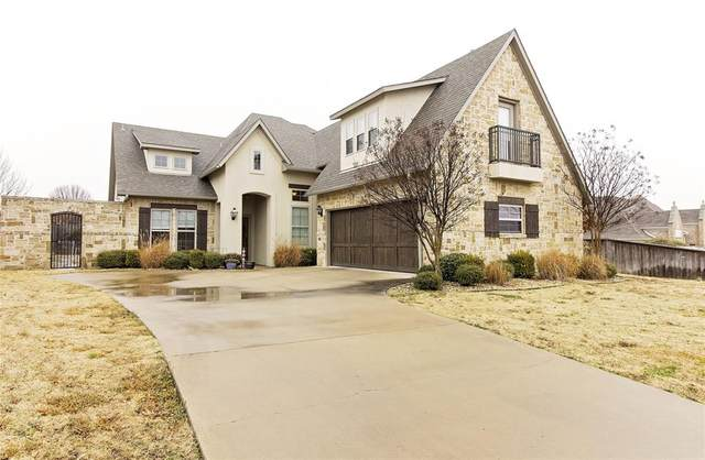 2921 Overland Trail, Sherman, TX 75092 (MLS #14516116) :: Maegan Brest | Keller Williams Realty