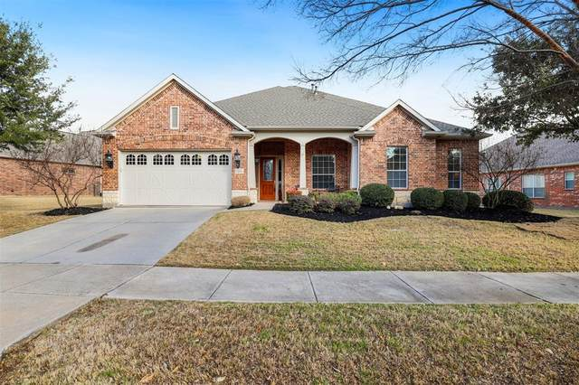 7200 Neches Pine Drive, Frisco, TX 75036 (MLS #14516118) :: The Property Guys
