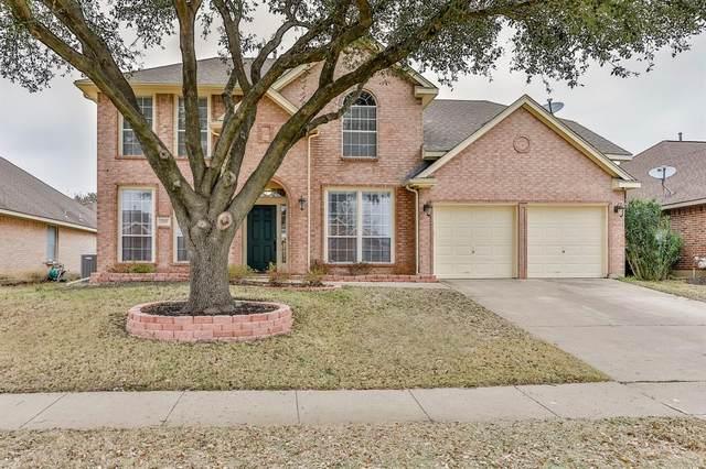 2205 Richmond Circle, Mansfield, TX 76063 (MLS #14516158) :: The Property Guys