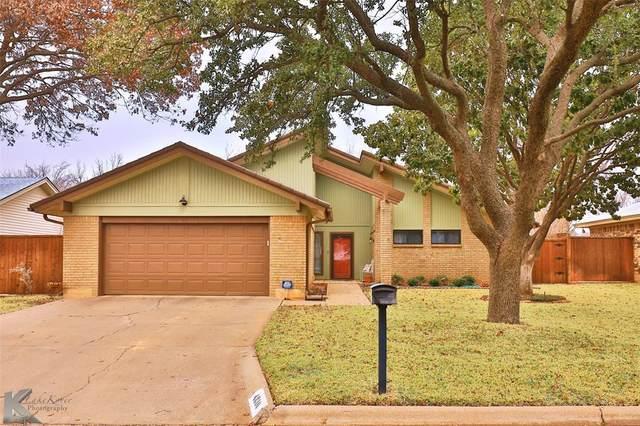 4810 Circle Twenty, Abilene, TX 79606 (MLS #14516173) :: Real Estate By Design
