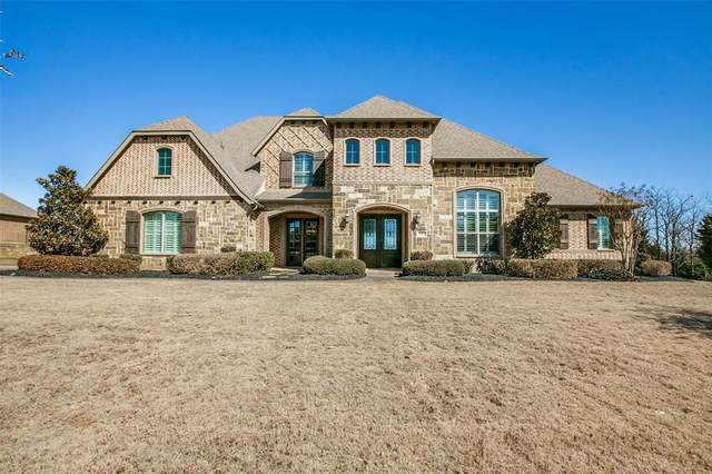 8604 Mazzini Court, Flower Mound, TX 75022 (MLS #14516178) :: Jones-Papadopoulos & Co