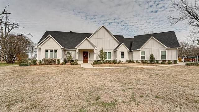 302 W Pyle Street, Kaufman, TX 75142 (MLS #14516195) :: The Kimberly Davis Group