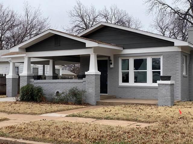 3357 S 5th Street, Abilene, TX 79605 (MLS #14516200) :: Robbins Real Estate Group