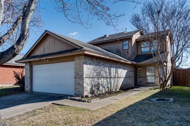 4120 Amy Drive, Mesquite, TX 75150 (MLS #14516210) :: The Kimberly Davis Group