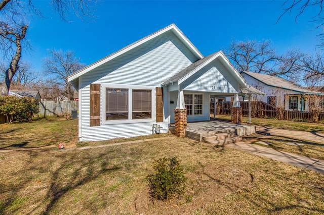 708 Williams Avenue, Cleburne, TX 76033 (MLS #14516275) :: Post Oak Realty