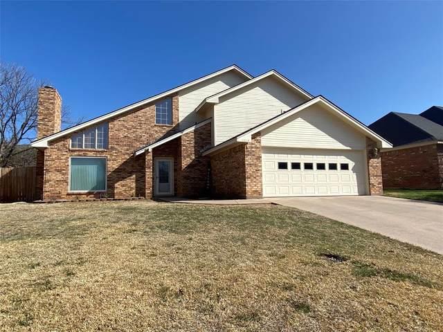 5225 Sherbrooke Lane, Abilene, TX 79606 (MLS #14516279) :: Robbins Real Estate Group