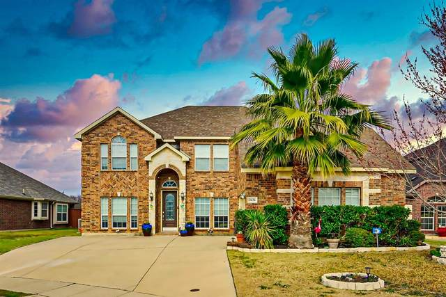 2636 Sicily Court, Grand Prairie, TX 75052 (MLS #14516280) :: The Property Guys
