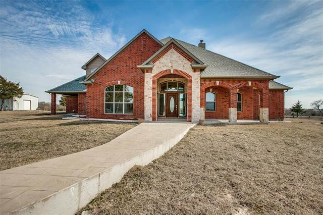 5687 County Road 1094, Celeste, TX 75423 (MLS #14516295) :: EXIT Realty Elite