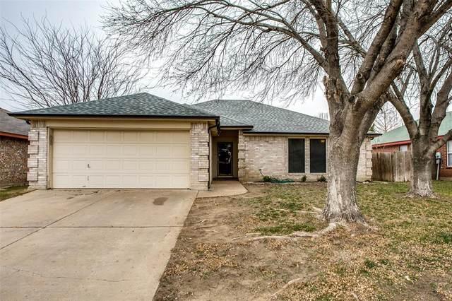 508 Whitney Drive, Saginaw, TX 76179 (MLS #14516319) :: The Property Guys