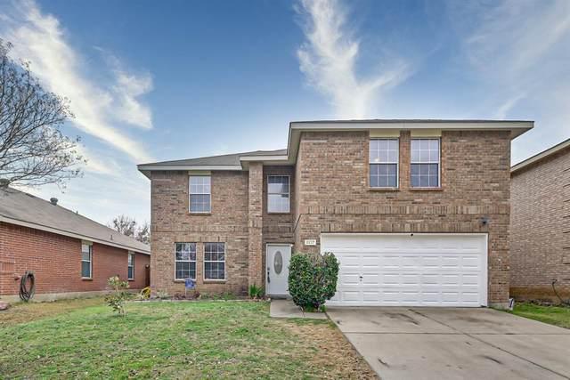 1137 Browntop Street, Crowley, TX 76036 (MLS #14516324) :: Robbins Real Estate Group