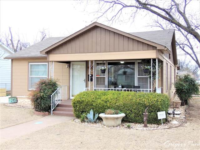 1902 Matador, Abilene, TX 79605 (MLS #14516355) :: The Juli Black Team