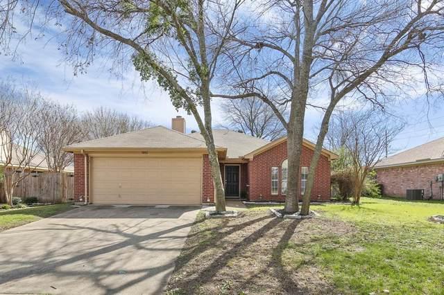 3002 Scenic Glen Drive, Mansfield, TX 76063 (MLS #14516363) :: The Property Guys