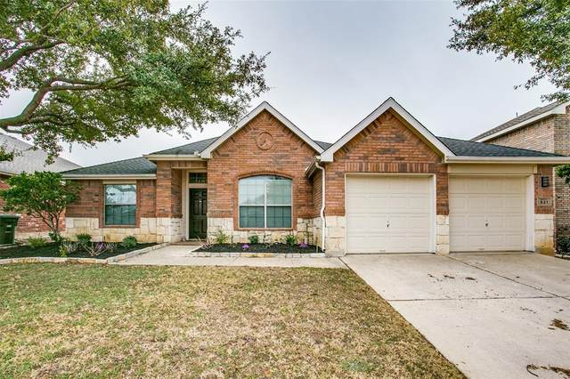 621 Bent Oak Drive, Fort Worth, TX 76131 (MLS #14516368) :: Robbins Real Estate Group