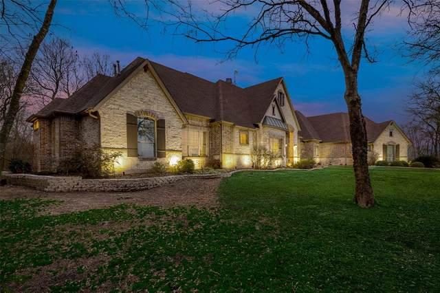 1660 E Fm 550, McLendon Chisholm, TX 75032 (MLS #14516381) :: Robbins Real Estate Group